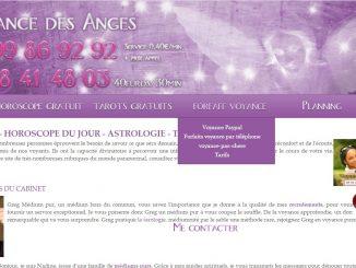 La voyance des anges