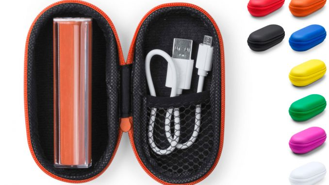powerbank personnalisable