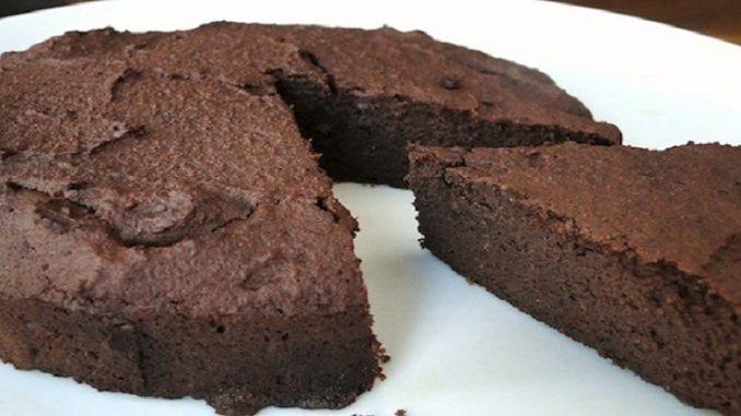 Gâteau choco choco
